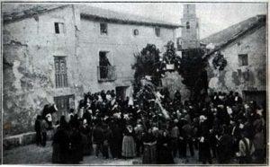 Plaza del Collao 1929